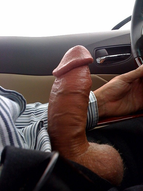 Big Fat White Cock 2