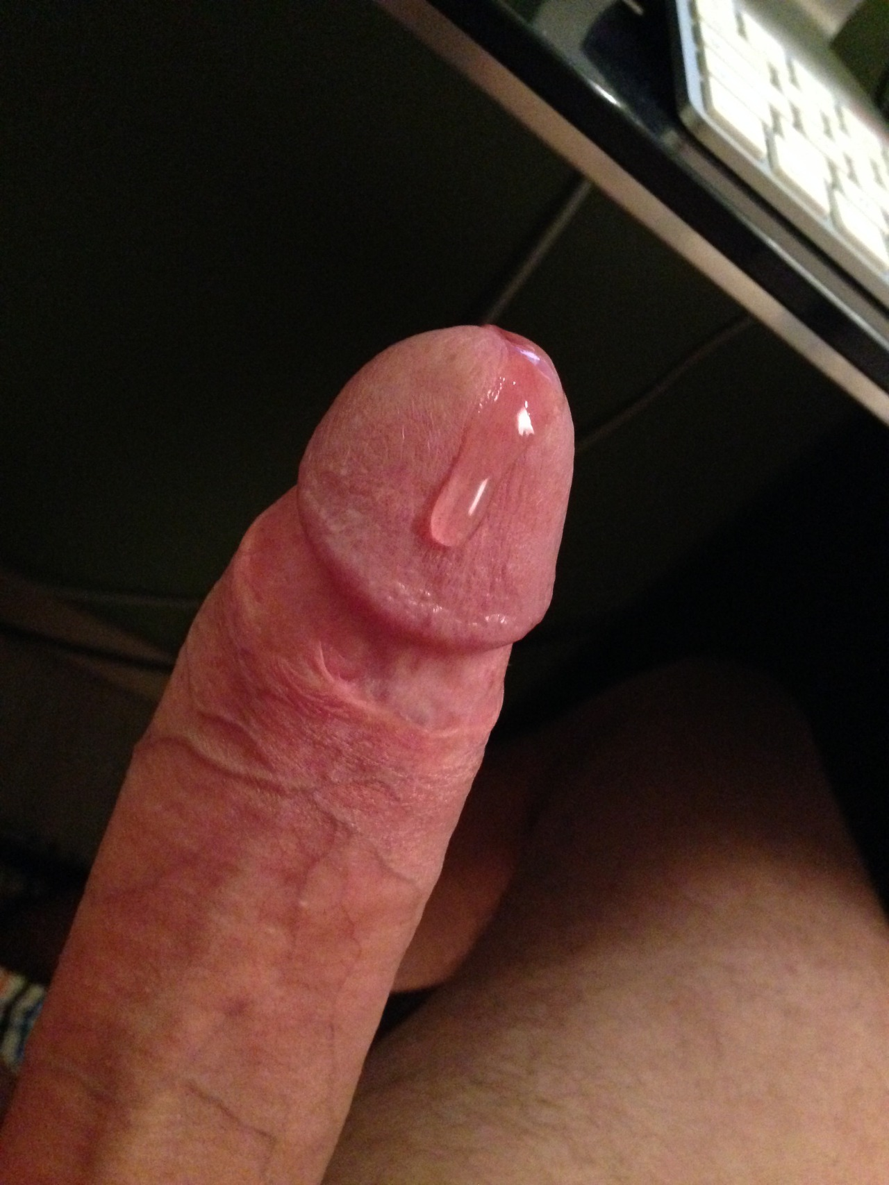 Cum Dripping Penis 117