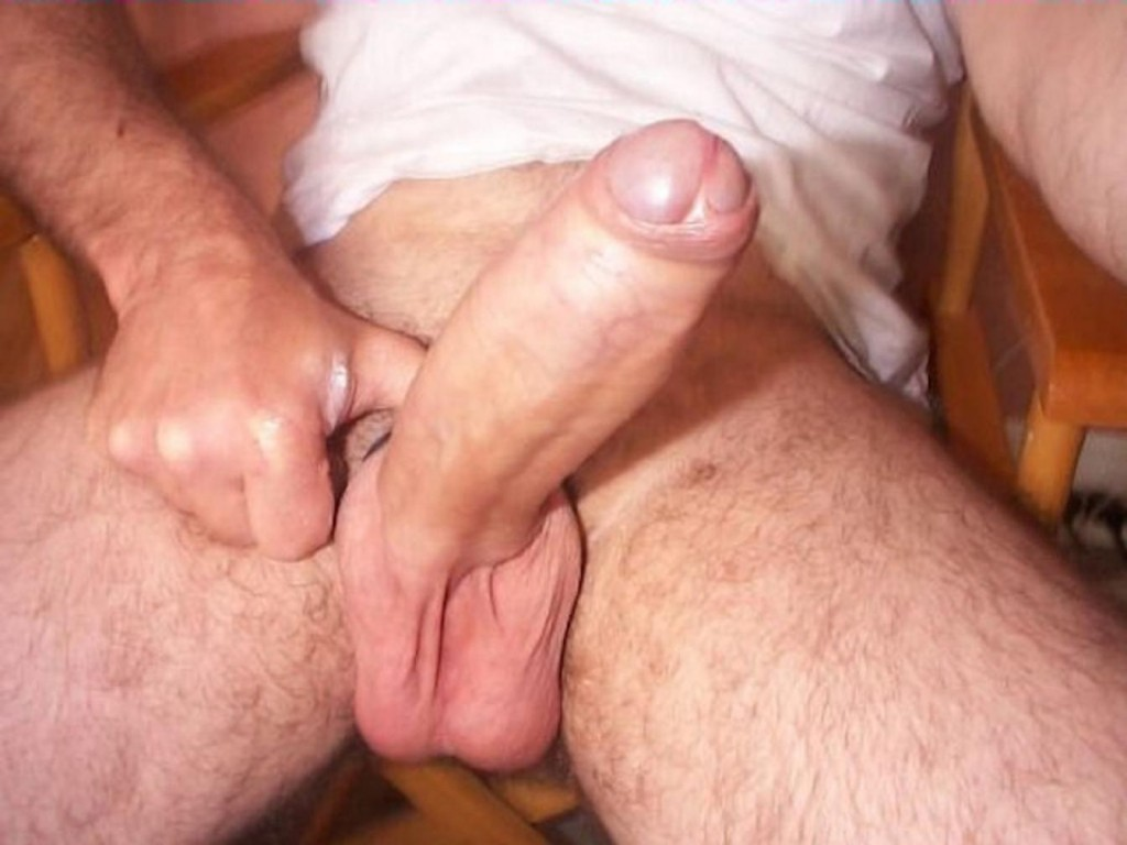 fat uncut white tool