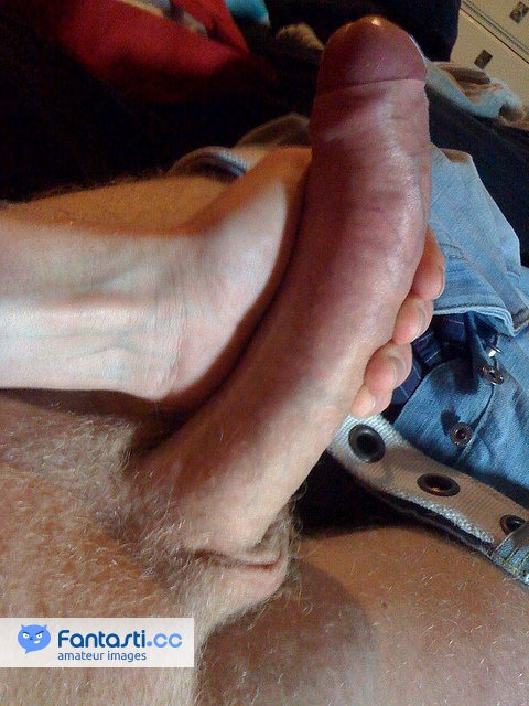 giant white uncut prick