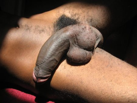 big black cock and big balls
